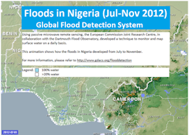 Global Flood Detection System