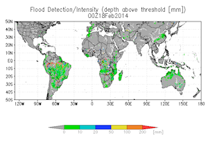 Global Flood Monitoring System
