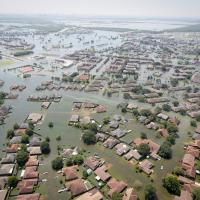 Flooding caused by Hurricane Harvey (Source: https://en.wikipedia.org/wiki/Hurricane_Harvey#/media/File:Support_during_Hurricane_Harvey_(TX)_(50).jpg )